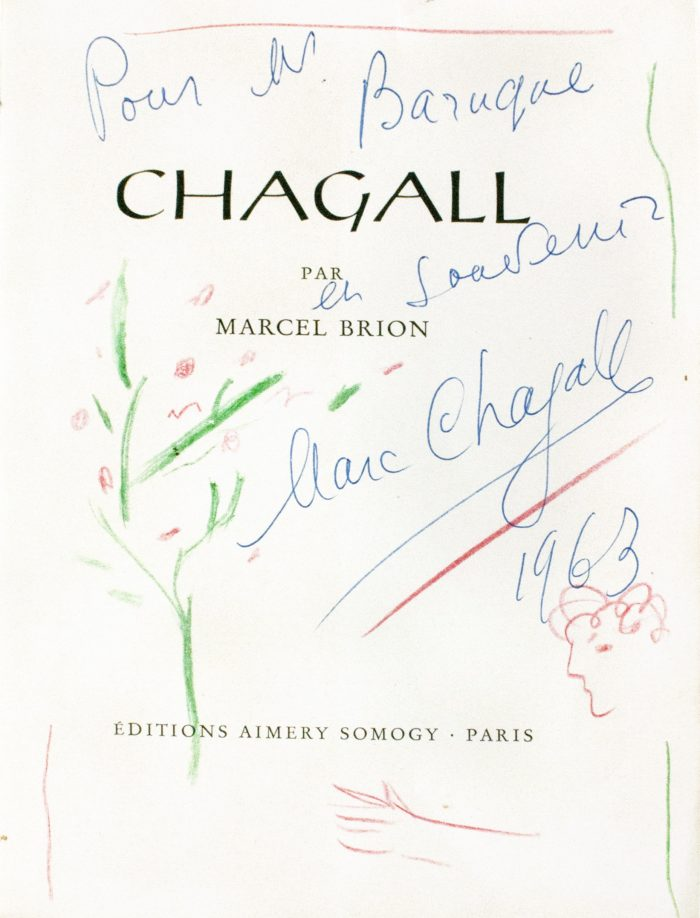 Chagall, page